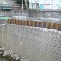 鋼矢板建込状況-2