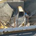 コンクリート打設型枠設置状況-2